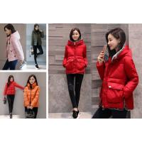 山东冬季羽绒服去哪批发10-20元工厂库存处理女士棉服便宜女装外套