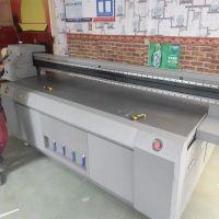 3D铝板UV万能打印机 5D浮雕铝板数码UV喷绘机