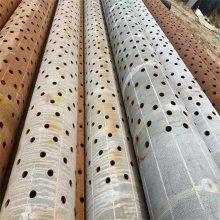 专业打井钢管800*4、5、6、7、8规格的滤水管工地降水钢管-欢欢喜喜