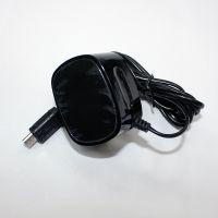 智能手机充电器带线Micro USB 圆角欧规充电器快速充电 工厂货源