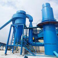 河南郑州金属熔炼脱硫除尘设备扩散式多管旋风除尘器厂家实恒除尘低碳环保
