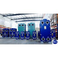 进口板式换热器 出口版本BB150(BB250)替代阿法