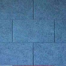 厂家直销电影院家庭影视厅墙面多功能彩色木丝吸音板 吸音板厂家