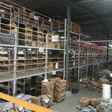 南昌钢平台定做 自有工厂 6500万注册资本——国德货架
