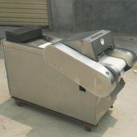 不锈钢型鲜豆角切段机 黄秋葵切菜机 启硕香蕉切片机