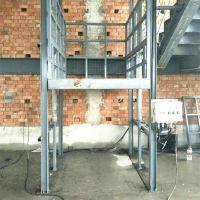 宜春定制大型装卸货梯 电动升降机 2吨3米车间运货升降机 室内室外液压升降机定制