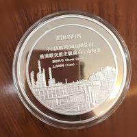 杭州宁波嘉兴高档金属纪念币制作纯银纪念币纯金纪念币设计定做金属纪念币厂家