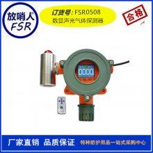 放哨人FSR煤气报警器 工业固定报警器厂家 可燃有毒气体报警器 气体探头