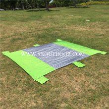 源头厂家 轻薄便捷沙滩垫地席海边地布降落伞布野餐垫