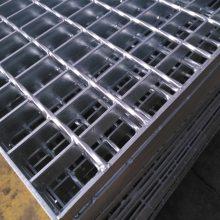 建筑平台钢格板,热镀锌钢结构走道钢格板,北京镀锌钢格板网
