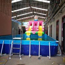 做亚博体育足彩app水滑梯的厂家电话 和水池一套的水滑梯哪买 亚博体育足彩app水池可以做成四个颜色吗
