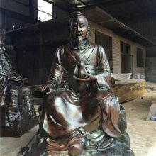 纯铜名人雕塑(图)-半身名人雕塑哪家好-名人雕塑