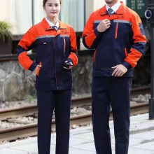东莞工作服劳保服定做生产厂家耐磨纯棉透气吸汗