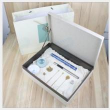深圳定做天地盖茶叶盒礼品盒,高档翻盖书本礼品盒设计定制