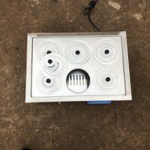 高精度全不锈钢水浴锅 6实验室数显电热恒温多孔水浴锅直销