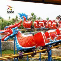 游乐园儿童户外游乐设备童星滑行龙适合人群广