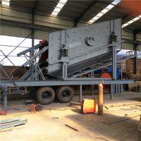 库尔勒流动石子粉碎机 移动破碎设备怎么组装