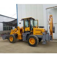 两头忙 60KW装载挖掘机 挖掘装载两头忙 轮式挖掘机装载机