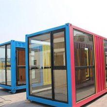 博乐市折叠集装箱房- 耐克斯新型建材