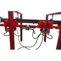 山西煤矿运输电缆自动单轨吊 TDY-100液压拖缆装置 行业标准
