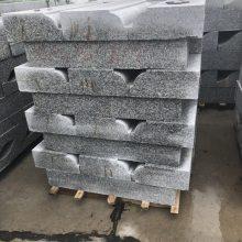 蒙古黑自然面 G654深圳大理石外墙装饰石材石块 抗压强度高耐水耐磨