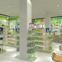 化妆品展示柜-天宇用心-化妆品展示柜安装