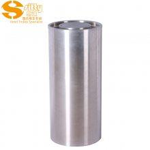 专业生产SITTY斯迪92.1038砂光不锈钢垃圾桶