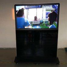 深圳供应43/49/55英寸立式广告机落地电子显示屏户外展示宣传电视广告牌
