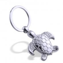 真皮男士腰扣 金属钥匙扣小礼品 可刻字LOGO 多种款式可选 促销礼品 展会礼品