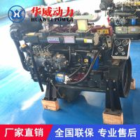 宁波潍柴船用发动机 110马力四冲程水冷柴油机 2000转 R6105ZC发动机
