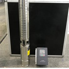 FLA太阳能潜水泵光伏无刷150V直流深井泵高扬程太阳能无刷