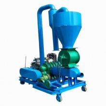 35吨气力吸粮机移动式真空气力吸粮机吸豆机ljxy