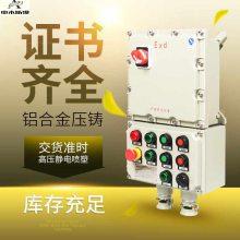新黎明防爆雨密封盒工控分线盒配电箱仪表塑料户外防水接线盒abs