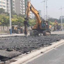 道路拆除多少钱-合肥道路拆除-安徽鑫耀拆除工程公司(查看)