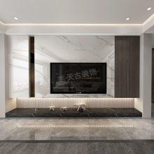 融汇观江装修,重庆巴滨路融汇观江户型装修,天古装饰设计师谢磊