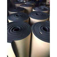 高密度橡塑板管道墙体橡塑隔热板 管道隔音节能