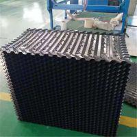 冷却塔粘接成型散热片 穿管悬挂冷却塔填料 宽度750型任意长 品牌华庆