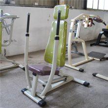 女士训练器械专用康复器械推胸器械伸屈腿训练器械美能达健身器材厂家