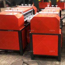 鑫鹏散热器拆分机新型散热器处理设备厂家销售
