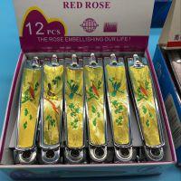 混款大指甲剪 散装盒装混批带锉指甲剪 一元两元批发货源可做赠品