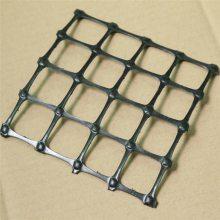 泰安正信工程材料-浙江地基双向塑料土工格栅