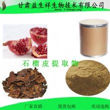 石榴皮提取物 鞣花酸 化妆品原料 石榴提取物