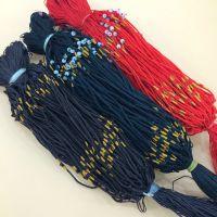 创亿鑫金丝结项链绳 可调大小 项链配件 和田玉翡翠玉吊坠绳配件