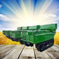 亚博国际真实吗机械 柴油履带旋耕机 葡萄园履带式开沟 除草 施肥打药一体机价格