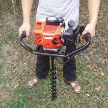 热销手提式螺旋打孔机植树汽油钻孔机硬地土地挖坑机鸭脖app手机客户端下载