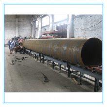 青岛宝龙【优质***】钢管除锈机 保温钢管专业外壁抛丸除锈清洗机