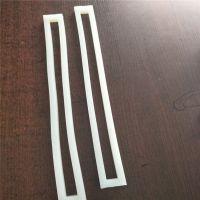 佰源专业订做各种异型硅胶密封条 硅橡胶木门密封条