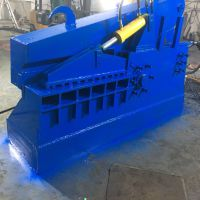 一米鳄鱼剪铁机有多重武汉金属废料自动剪切机金亿供剪切机配件