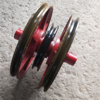 10T铸钢定滑轮组 45号钢天车滑轮组 起重机吊钩