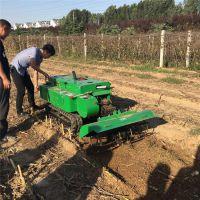 亚博国际真实吗机械 生产批发履带式开沟施肥机 丘陵坡地果园施肥机 窄小果园自走式开沟机